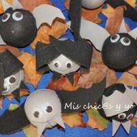 Ideas para una fiesta de castañada Halloween