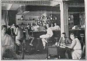 CHICOTE SAN SEBASTIAN D 1930