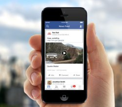 facebook offline video