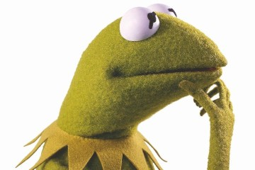 "THE MUPPETS - ABC's ""The Muppets"" stars Kermit the Frog. (ABC/The Muppets Studio)"