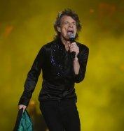 Mick Jagger y el choripán