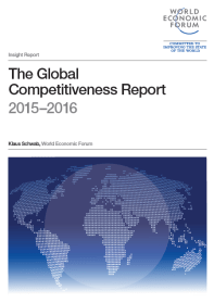 Global Competitiveness Report 2015 - 2016