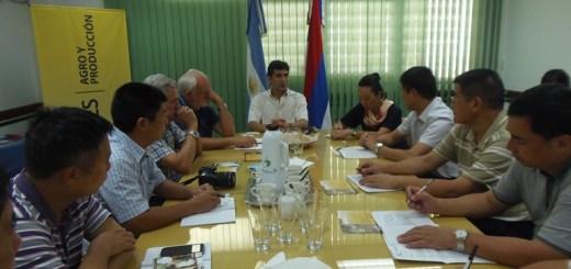 Misiones: Delegación china interesada en intercambiar experiencias forestales