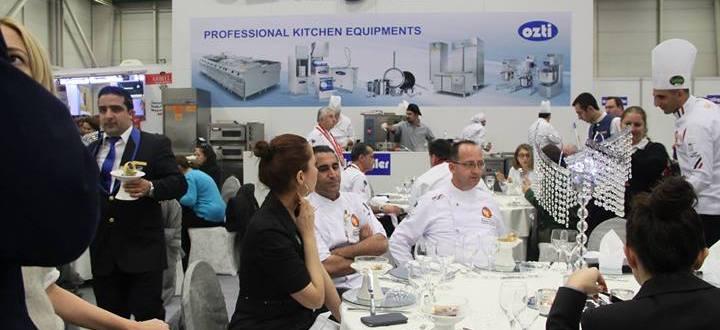 Öztiryakiler 12. Uluslar Arası Mutfak Günleri & UNTEK 2014 - TÜYAP