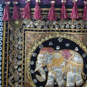 vintage elephant denim levi levis india boho ibiza hippie