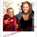 Miss Dimplez and DJ Spintelect