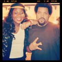 miss dimplez and ice cube