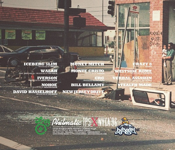 steview crooks cashmere killer mixtape tracklist