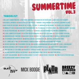 summertime mixtape 3 tracklist