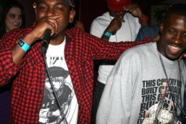kendrick lamar and jay rock 2012