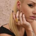Iggy Azalea x Dim Mak Lookbook 2012