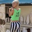 Iggy Azalea x Dim Mak Lookbook booty