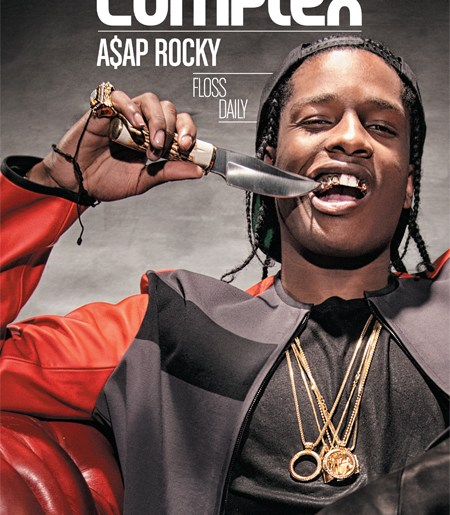 complex a$AP rocky