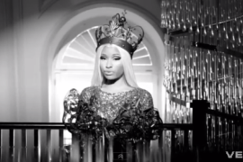 nicki minaj freedom video