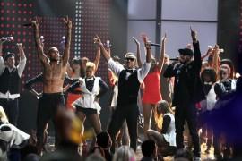 Chris Brown, Ludacris, Swizz Beatz