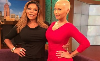amber rose and wendy williams