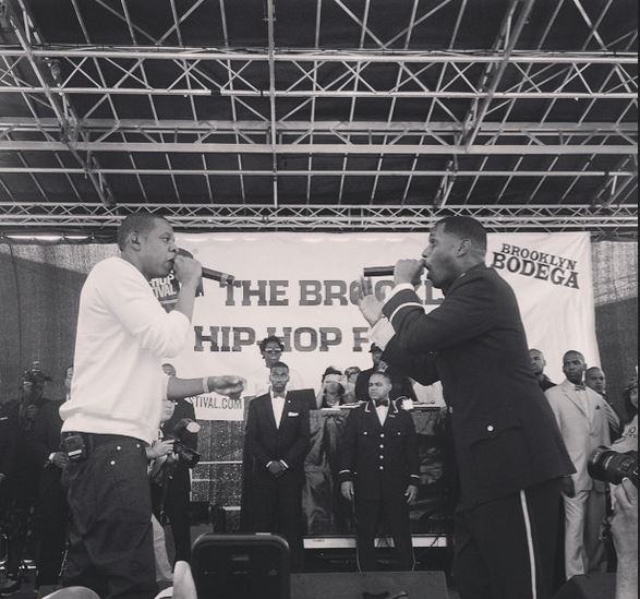 jay z and jay electronica 2014