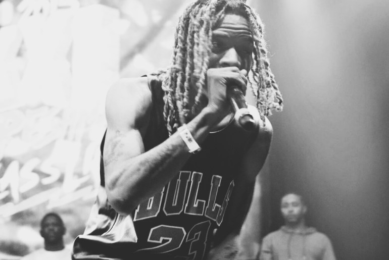 Fetty Wap In Los Angeles