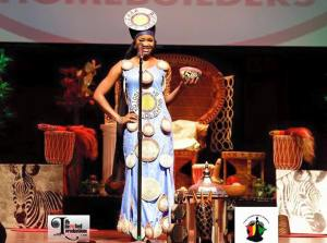 Beauty, Brain, Culture. All embodied in this young lady!!!