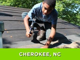 Cherokee, NC – June 19-25, 2016