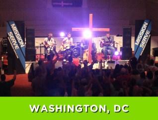 Washington DC – July 9-16, 2016