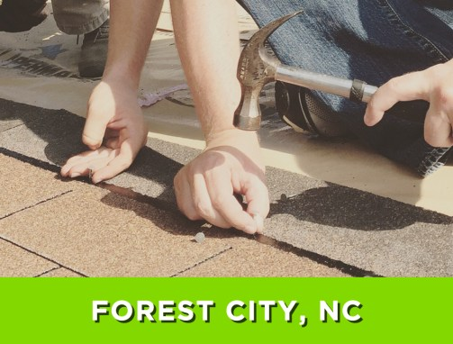 Forest City, NC – July 16-23, 2016