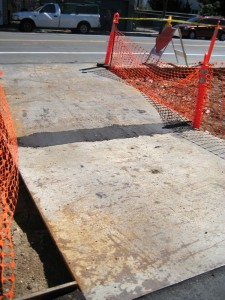 The ramp provided for Excellent Automotive