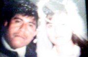 Young Jonathan and Erminda Lopez.