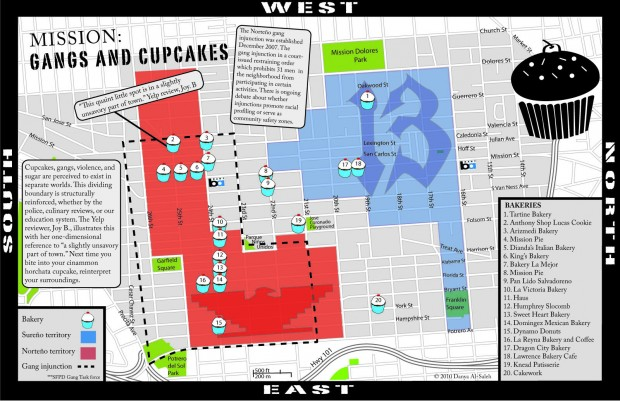 Map by Danya Al-Saleh For a larger version of the map click here.