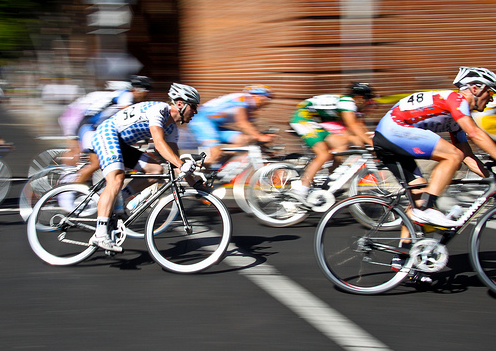Watch a bike race that has been happening since 1975. Photo courtesy of FunCheapSF.