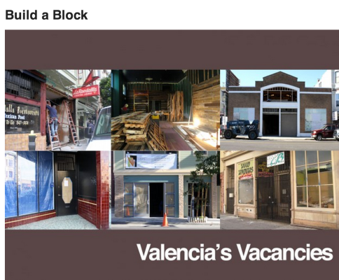 Our Valencia Vacancy Series ran every year until Valencia filled up.