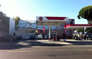 The gas station on Potrero and 17th was robbed at gunpoint.