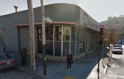 McMillan Electric could become six stories of housing. Photo from Google Street View.