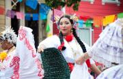 Carnaval dancer. File photo.