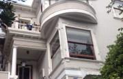 Jack Halprin's house at 812 Guerrero St.