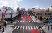 Rendering of what Mission Street may look like soon via SFMTA