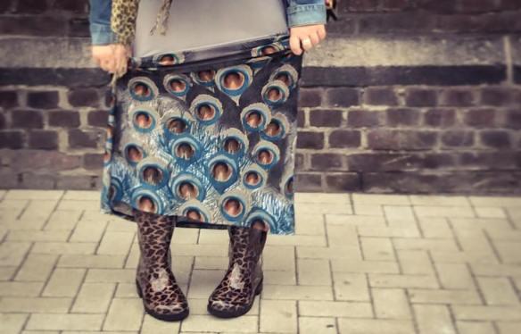 misskittenheel frenchcurves jjfootwear wellies maxidress 06