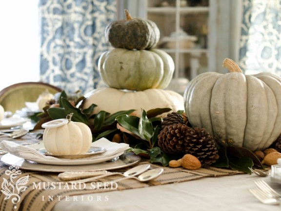 Decorating for fall 10 - www.missmustardseed.com (800x600)