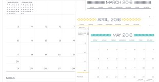 Live Free : Love Life 2016 Calendars – FREE Printables