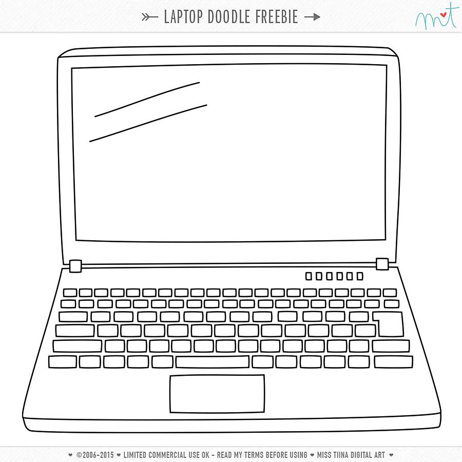 misstiina_laptopdoodle_freebie