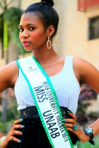 Miss Federal University of Agriculture, Abeokuta (Copy)