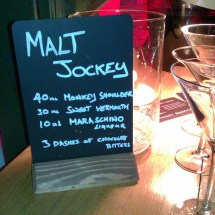 Malt Jockey