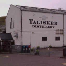 Talisker Distillery