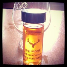 Dalmore Valour sample