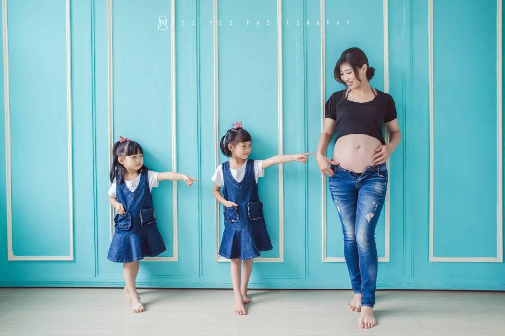 孕婦寫真,女攝影師,孕媽咪,孕婦禮服,台北