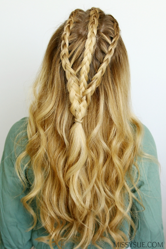 triple-dutch-braids-half-up-tutorial