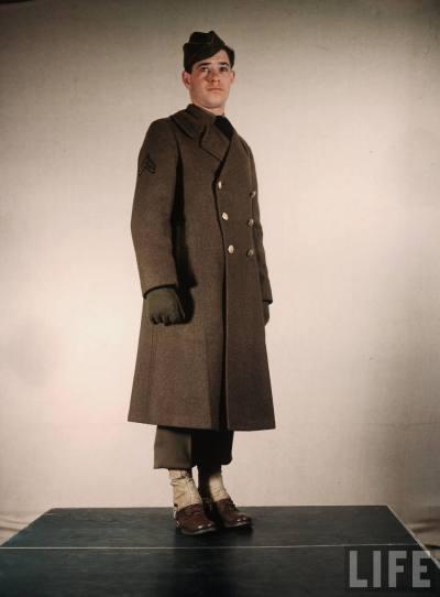 U.S. Army Uniforms, Life Magazine, 1941 | misterguystyle