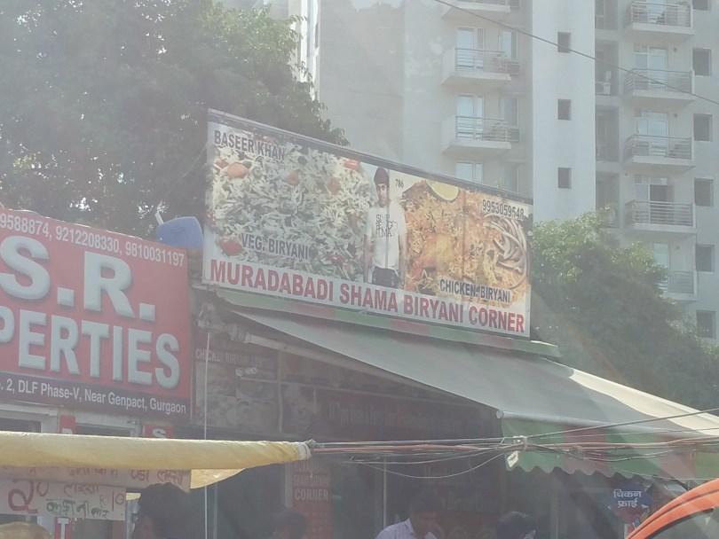 Moradabadi Chicken Biryani Gurgaon