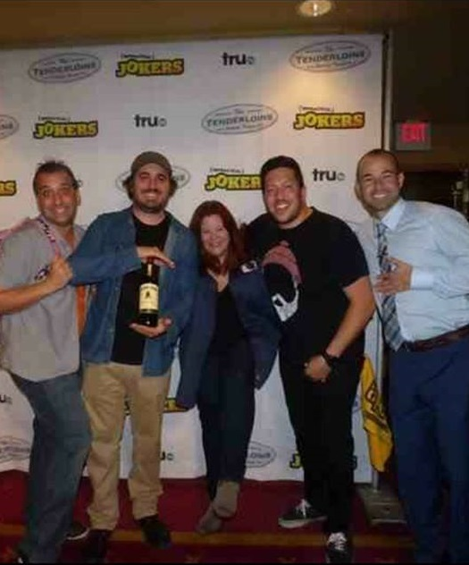 Impractical jokers tour uk meet and greet find your world get to know the tenderloins m4hsunfo
