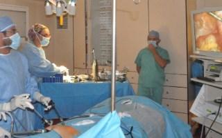 λαπαροσκοπική χειρουργική Ι